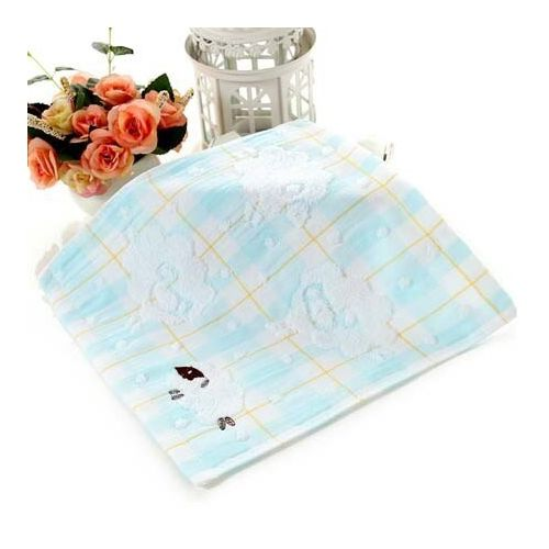 Kids Washcloth Double Layer Face Towels