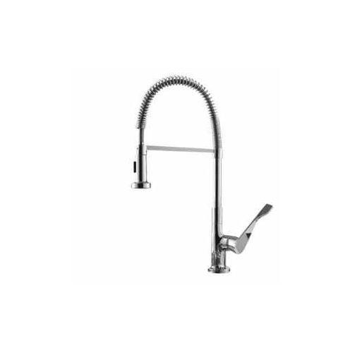Kitchen Anti-Rust Sink Mixer - Silver