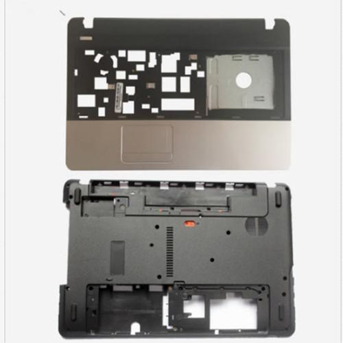 New For Acer Aspire E1-571 E1-521 E1-531 Bottom Case Cover + Upper Palmrest Case