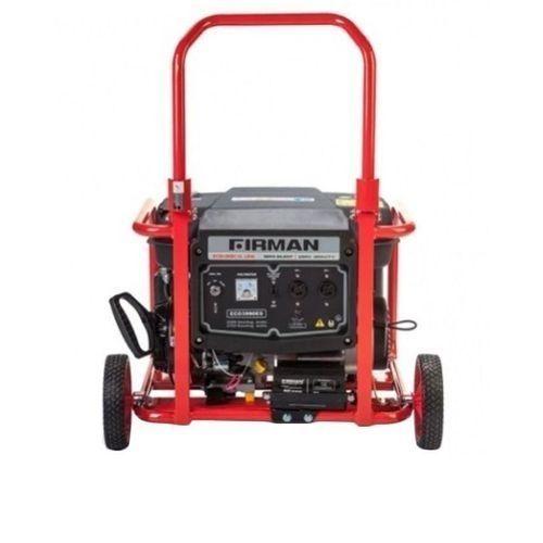 Firman Generator, Semi-Silent Zero-Gravity, 100% Copper, With Key Starter, 2.9KVA, ECO3990ES.