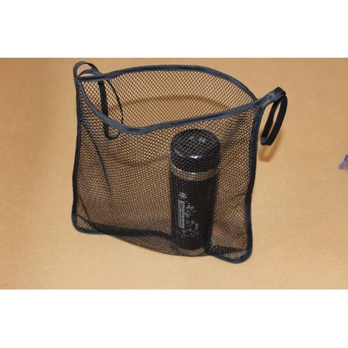 Watermalend Baby Kids Stroller Hanging Bags Accessories Bottle Diaper Net Bag Black