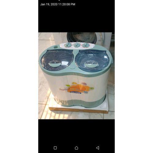 5.7kg Twin Tub Washing Machine PV-WD5.7K