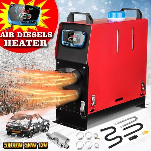 Air Diesels Heater 5KW 12V Car Heater For Trucks 4400r/m Boats Bus Auto