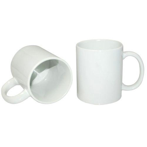 Plain Ceramic Sublimation Mug