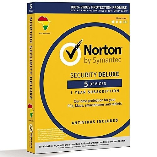 Security Deluxe 5 Devices
