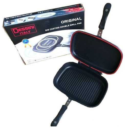 Double-Sided Grill Non-Stick Frying Pan 36CM