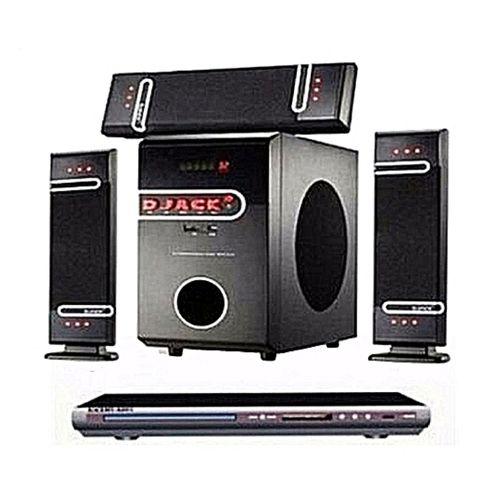 3.1CH Bluetooth Home Theatre + LG DVD PLAYER
