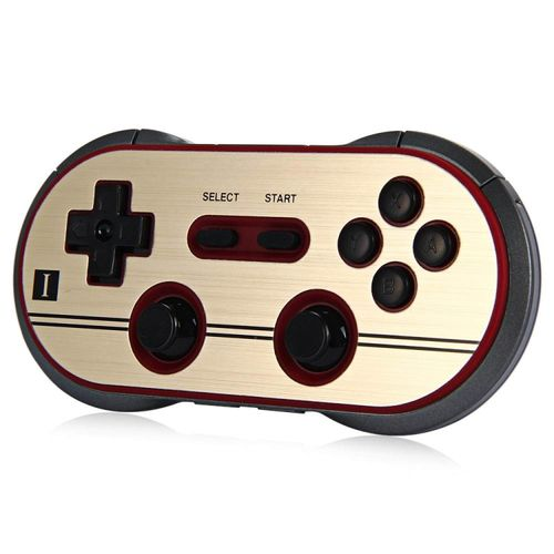 8Bitdo FC30 Pro Wireless Bluetooth Gamepad Game Controller For Switch Android PC Mac Linux BDZ