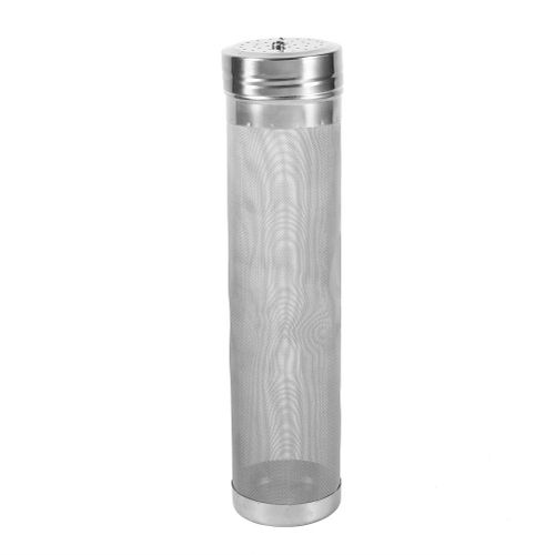 Stainless Steel Homebrew Beer Wine Hopper Filter Strainer 300 Micron Useful Home Accessory - Intl