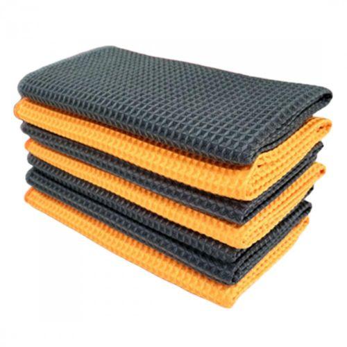 40 X 40cm Microfiber Towel Soft Car Cleaning Wash Clean Car Polishing Cloth