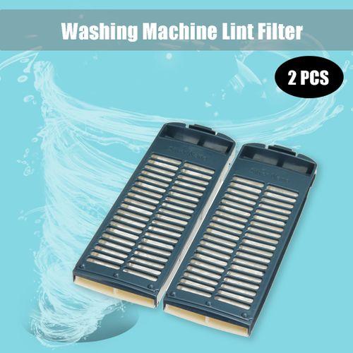2x Washing Machine Lint Filter For Samsung SW80ASP SW81ASP SW82ASP