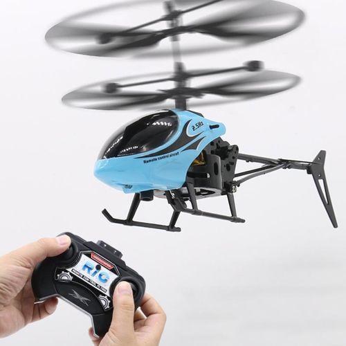 Mini Remote Infrared Sensor Gyro Helicopter