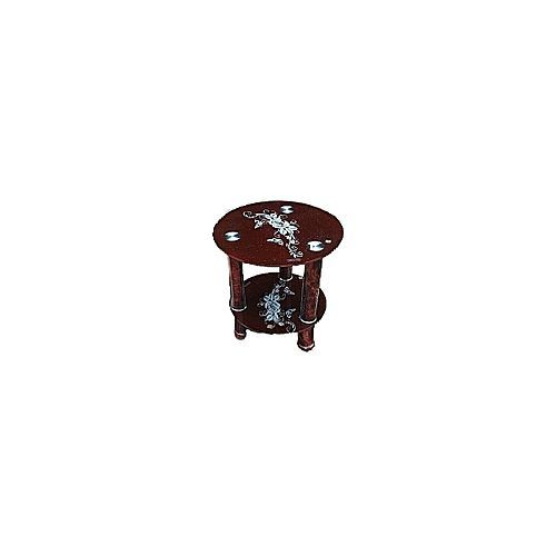 Brown Mini Coffee Table