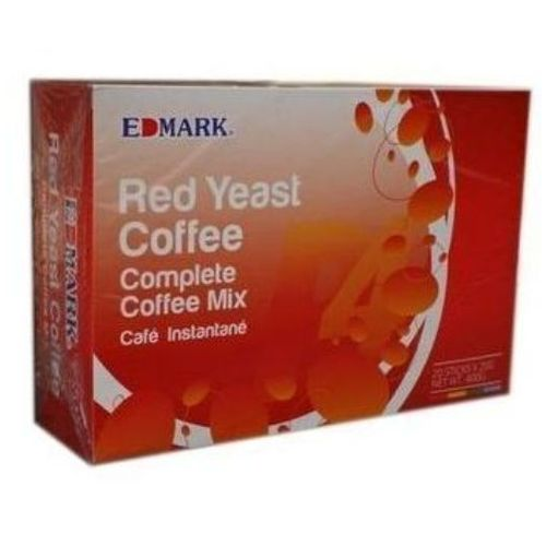 Red Yeast Rejuvenating Coffee ( 20 Sachets)