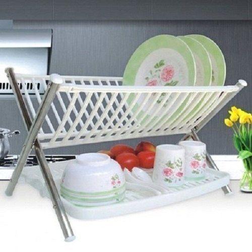 Foldable Plate Rack