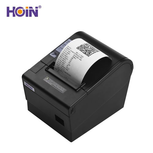 HOIN 80mm USB Thermal Receipt POS Printer Auto Cutter High