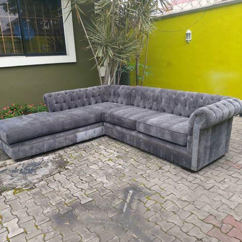 Milly Macaulay L Shape Sofa Set