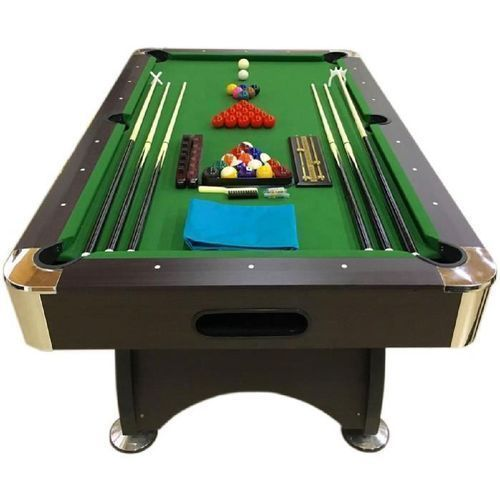 8ft Snooker Table Standard With Complete Accessories+glove