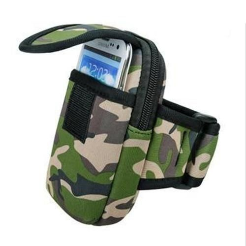 Arm Bag, Professional Waterproof Swimming Bag Outdoors Extra Large Arm Band Drifting Diving Dry Bag Backpack For 5.5 To 6.0 Inch Cellphone Iphone6 PLUS/NOTE4 - Army Green