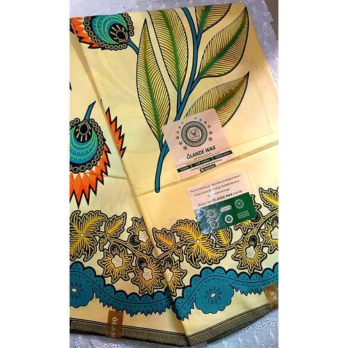 Olande Ankara Wax, Multicolour, 100% Cotton,