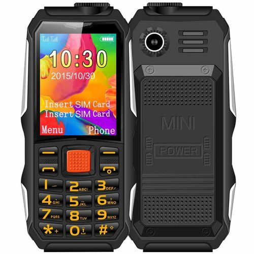 Haiyu - Super Standby 4800ML Dual SIM Multifunction Phone