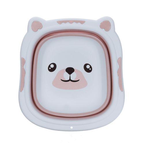 Portable Baby Shower Infant Bathtub Pet Bath Tub Bathroom Accessories Folding