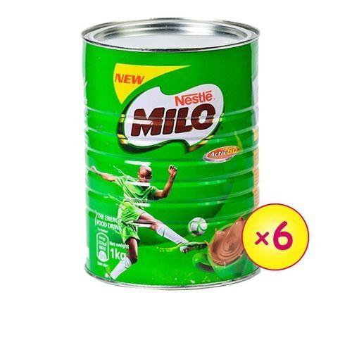 Milo Tin- 1kg X 6