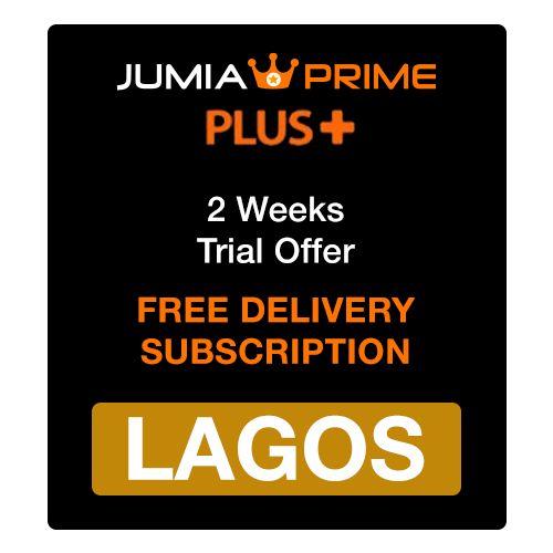 Jumia Prime Plus Free Shipping - Lagos - 14 Days Free Trial