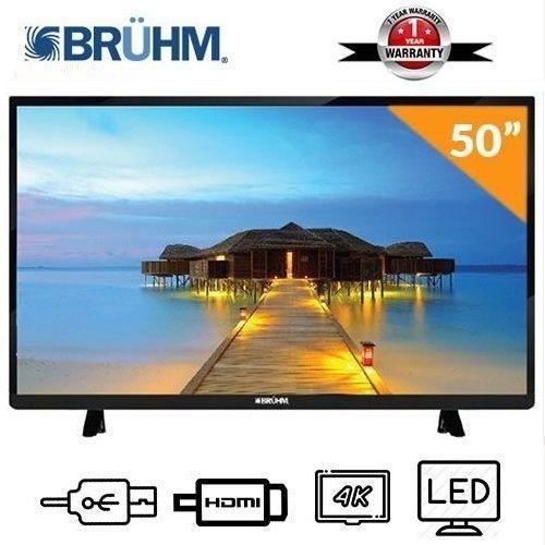 50-Inch Smart 4K UHD LED TV