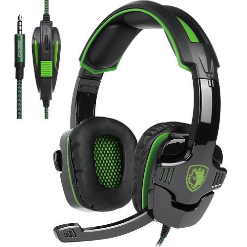 SADES SA-930 3.5mm Gaming Headsets With Mic Noise