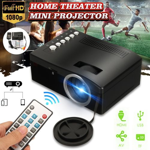 Full-HD 1080P Multimedia Home Theater Projector Cinema
