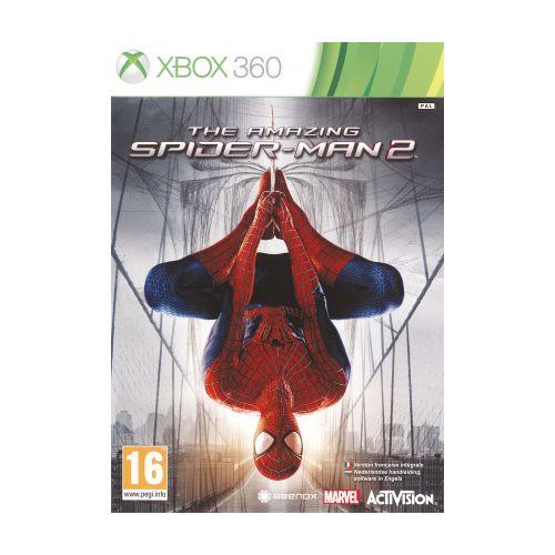 THE AMAZING SPIDER-MAN 2 XBOX 360