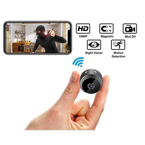 Hidden WiFi Camera 1080P Video Surveillance Security Cameras
