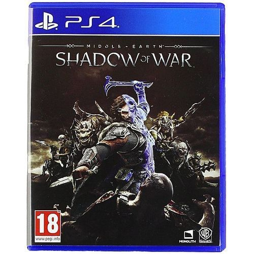 PS4 -Middle-Earth: Shadow Of War
