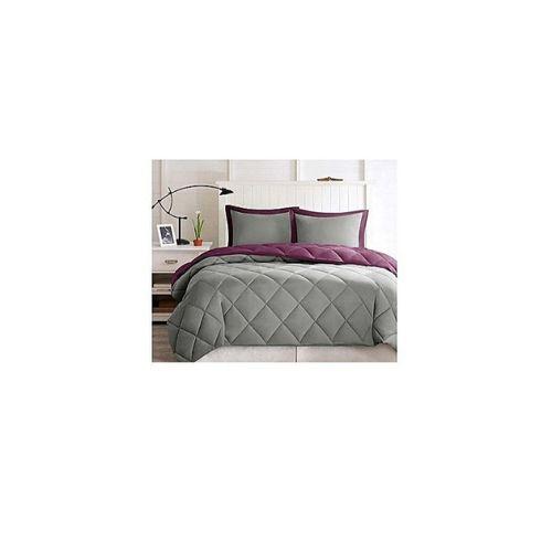 American Reversible Duvet With4 Pillowcase