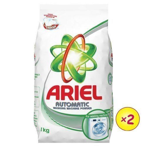 Automatic Washing Machine Detergent Powder 1kg (x2)