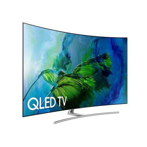 65 Inches Premium Q8C Curved QLED Smart 4K TV
