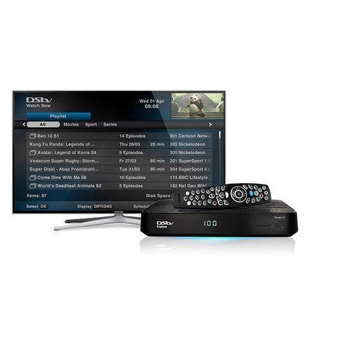 Explora PVR DSTV + 1Month Compact (NO DISH SET)