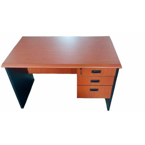 4 FEET OFFICE DESK - CHERRY