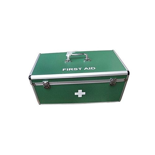 Fully Equipped Medical First Aid Box - Small Size