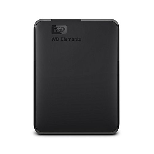 WD 2TB Elements USB Hard Disk Portable External Hard Drive