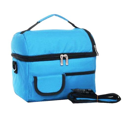 Insulated Lunch Bag Thermos Cooler Adults Tote Lunch Box 8L