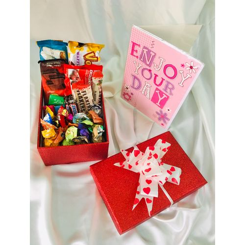 Birthday Goody Pack/ Birthday Cards / Birthday Gift Set Plus FREE GIFT Bag