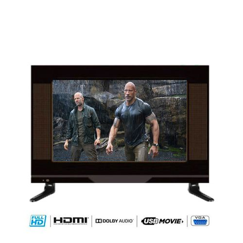 """19"""" Wide Screen Inches LED TV With 2 Years Warranty"""