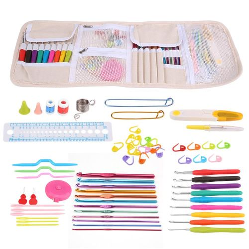 Beginners Knitting Cable Stitch Needle Kit For Christmas Gift Wholesale Dropshipping Drop Shipping