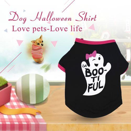 Dog Halloween Shirt Pet T Shirt Dog Pet Clothes Pet