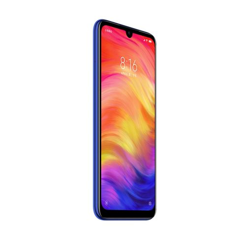"Xiaomi Redmi Note 7 128GB ROM + 4GB RAM 6.3 FHD And LTE 48MP GSM Smartphone"" Dream Blue"