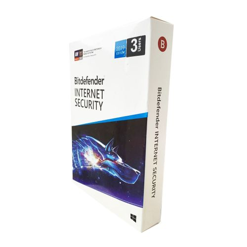 Internet Security 2019 - 3 PCs