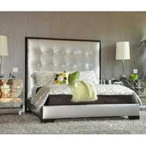 Bostondale Bed Frame In All Sizes (mattress, Dressing Mirror Set & Foot Rest Available On Request), DELIVERY IN LAGOS.