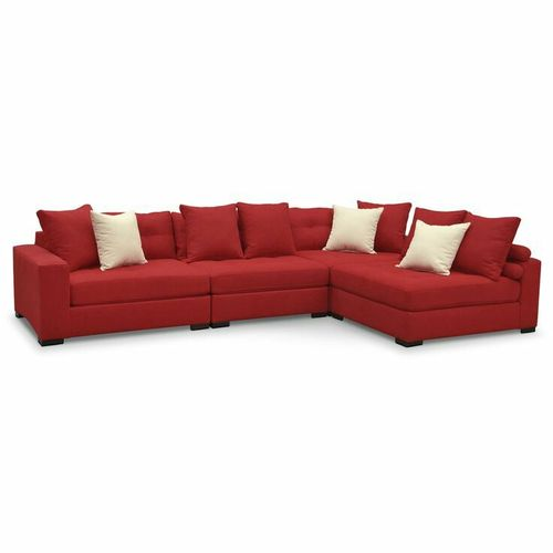 RED BULL SOFA SET ( FREE DELIVERY WITHIN LAGOS STATE)